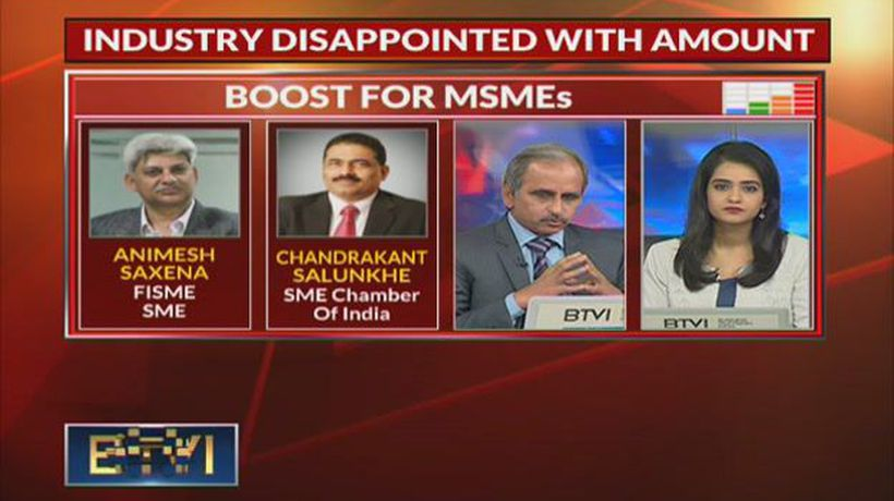 RBI panel on MSMEs submits report, suggests Rs 5K crore for stressed asset fund