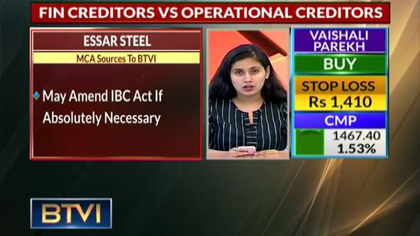 MCA To Review Essar Verdict
