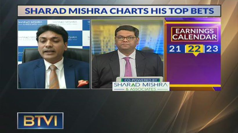 Charting top bets with Sharad Mishra