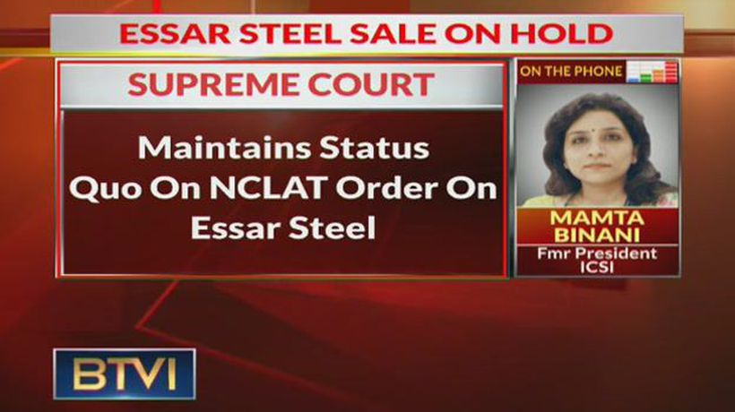 SC puts Essar Steel sale to ArcelorMittal on hold
