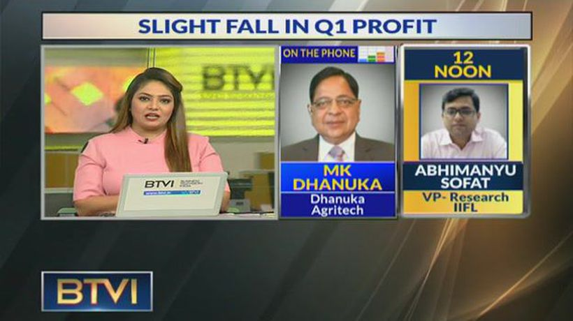 Q2 growth will depend on monsoon: MK Dhanuka, Dhanuka Agritech