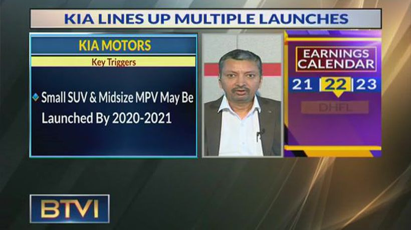 Aim to launch a new vehicle every 6 months: Manohar Bhat, Kia Motors