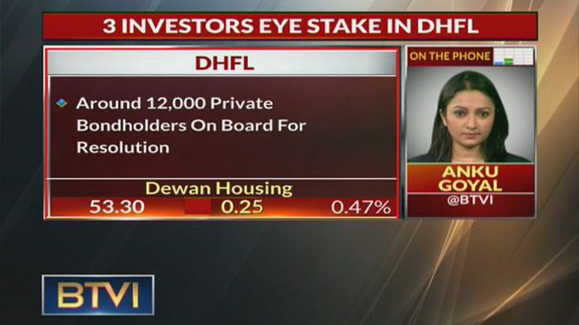 DHFL likely to submit resolution plan by Tuesday