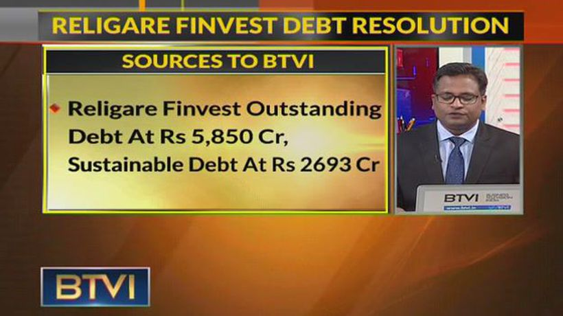 Lenders restructure Religare Finvest debt, banks take hit