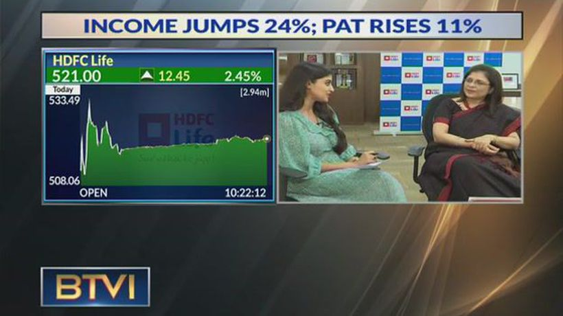 Hopeful Of Ending FY20 With Robust Growth: Vibha Padalkar, HDFC Life