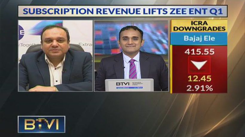 Aim to register 25% subscription revenue growth in FY20: Punit Goenka, Zee Ent