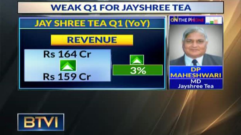 Ratings Downgrade Due To Sugar Biz Losses: DP Maheshwari, Jay Shree Tea