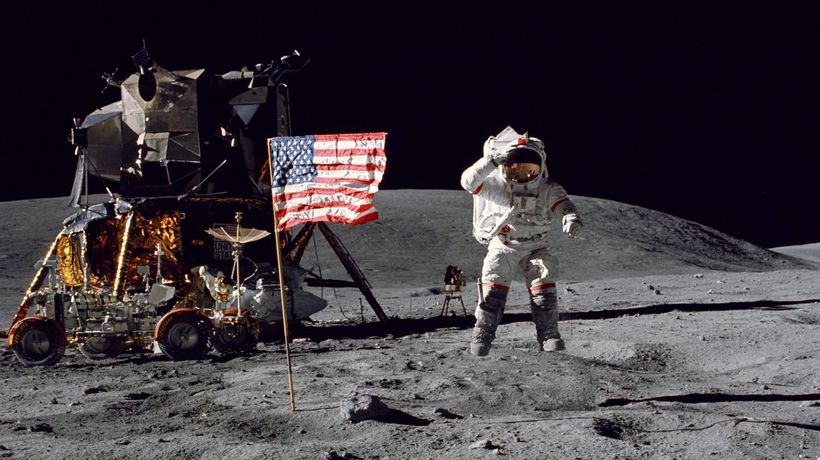 Former Astronaut Charlie Duke: We Must Return to the Moon