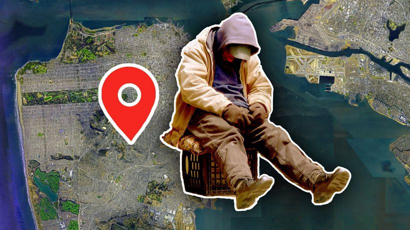 How San Francisco Tracks Its Homeless With An App