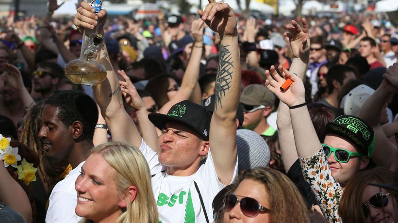 Massachusetts Preps for First (Legal) 4/20