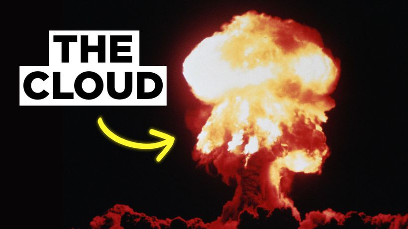 How the Cold War Inspired Cloud Computing