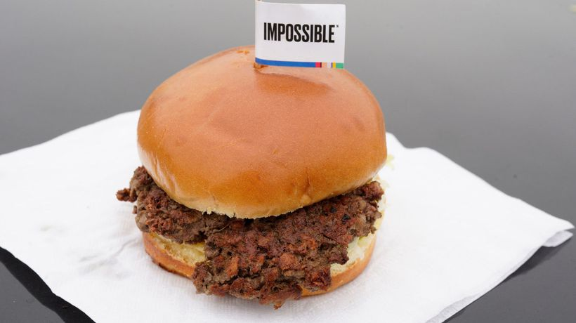 The Key to Impossible Foods' 'Meaty' Taste: Heme