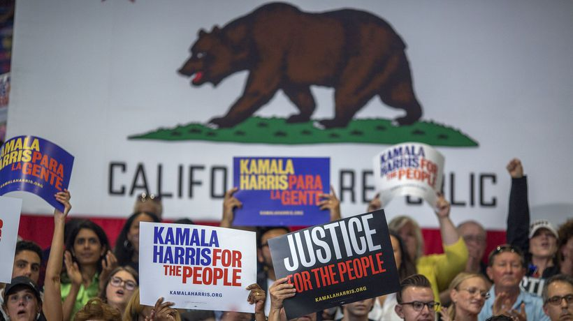 14 Democratic 2020 Hopefuls Descend on San Francisco as State Becomes Relevant Again