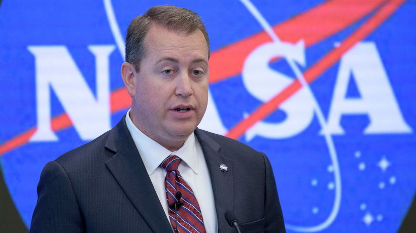 NASA Hopes Commercialization Helps Fund Its Trip Back to the Moon