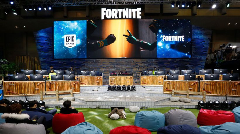 Fortnite Beats Social Platforms and Streaming Services for Teen Attention