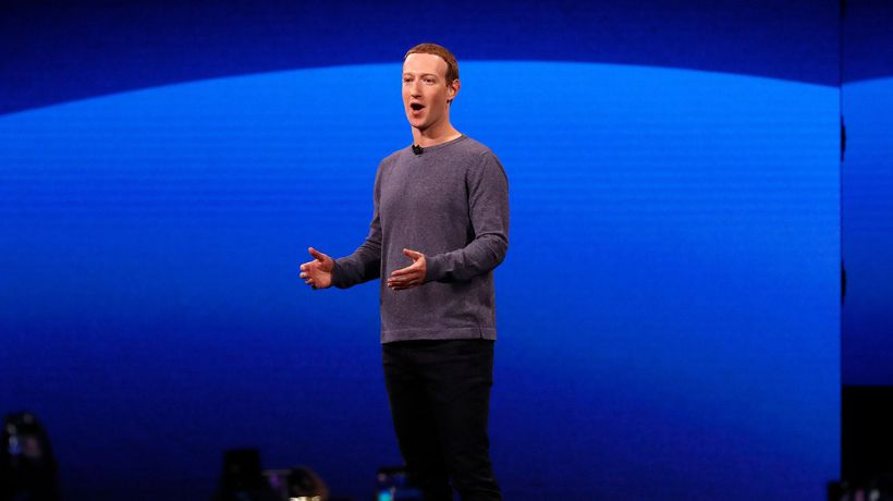 Facebook Leaves Up Zuckerberg Deepfake Video as Concern About the Tech Grows