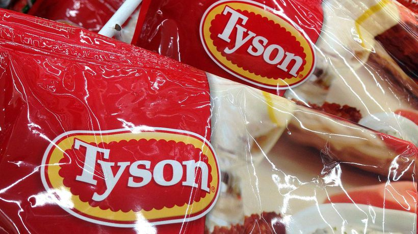 Meat Producing Giant Tyson Food Launches New Plant-Based Brand