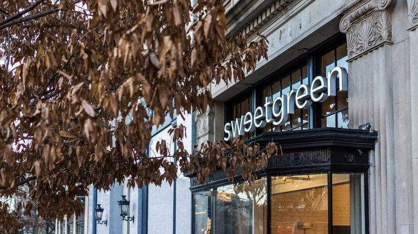 Sweetgreen Seeks a Salad Delivery Empire With Its First Acquisition