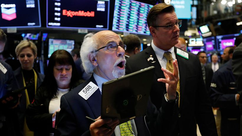 S&P Hits Record High as Markets Surge