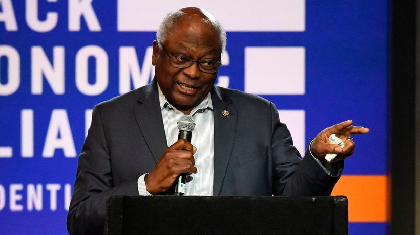 House Majority Whip Jim Clyburn: 'How You Deal With Reparations Is the Key'