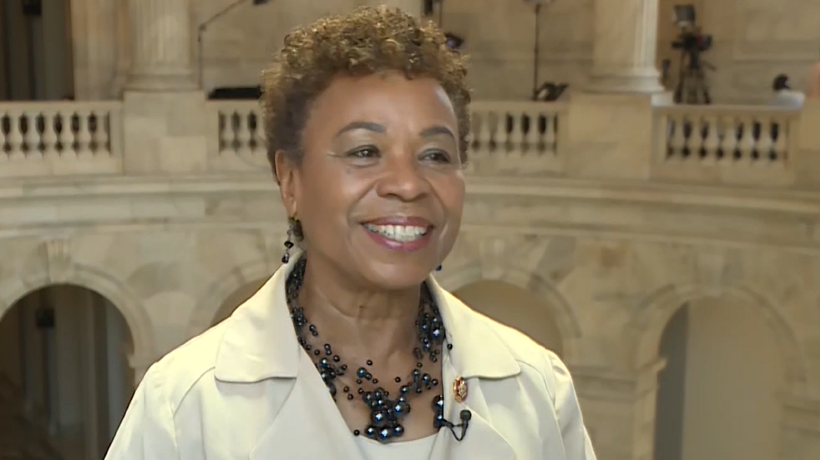Rep. Barbara Lee Is 'Cautiously Optimistic' Republicans Will Stand Down on Cannabis