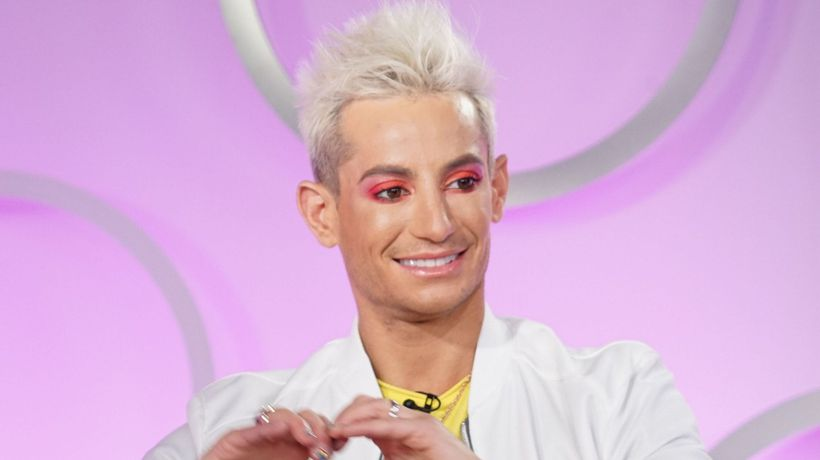 Social Media Star Frankie Grande Gives Instagram 'the Most Love'