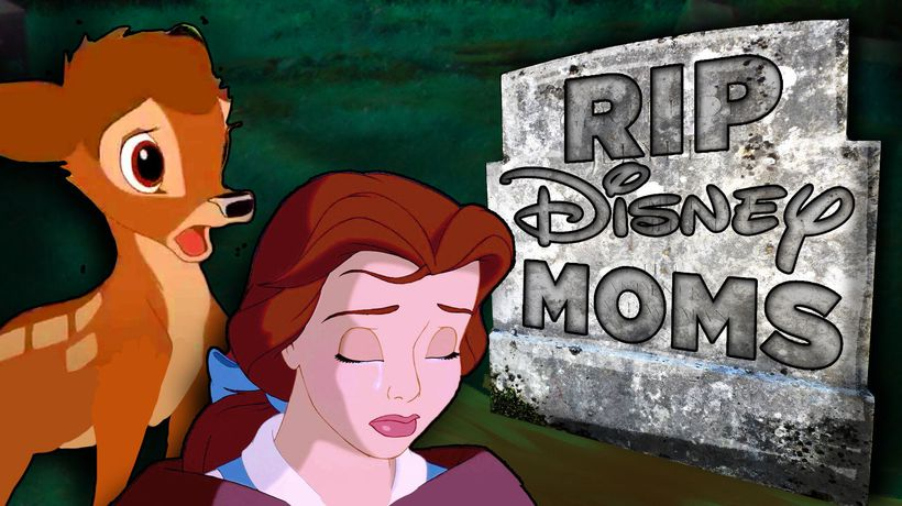 Why Are So Many Cartoon Mothers Dead?