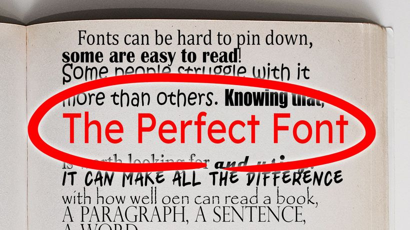 The Font That Makes Everyone Read Faster