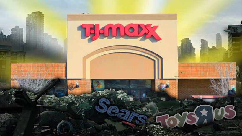 How TJ Maxx is Thriving in the Retail Apocalypse