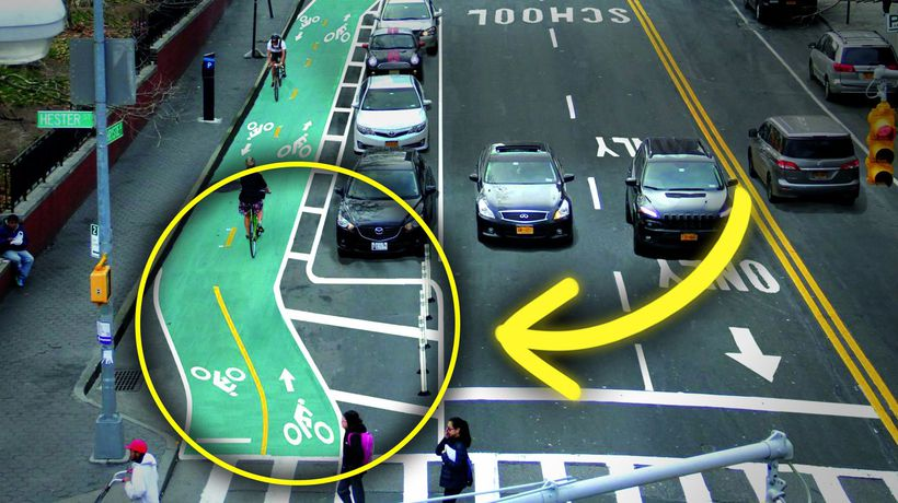 How Expanding Bike Lanes Can Actually Decrease Traffic