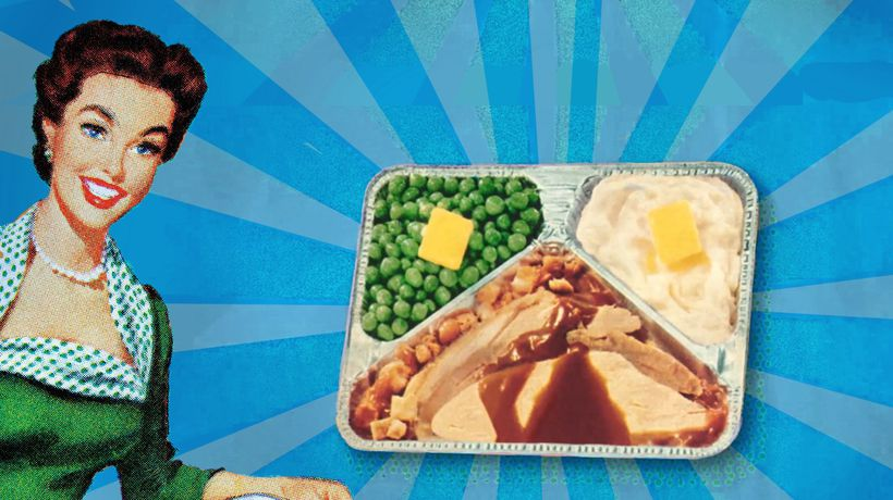 The Rise and Fall of the TV Dinner