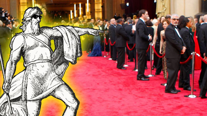 How The Red Carpet Became An Award Show Staple