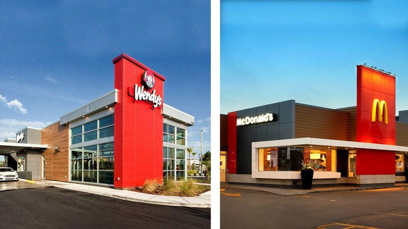 Why All Fast Food Chains Look The Same Today