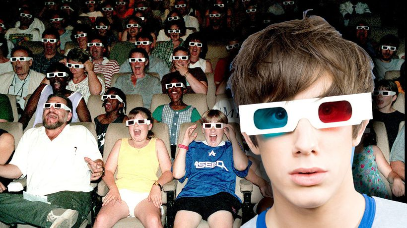 Why 3D Movies Keep Failing