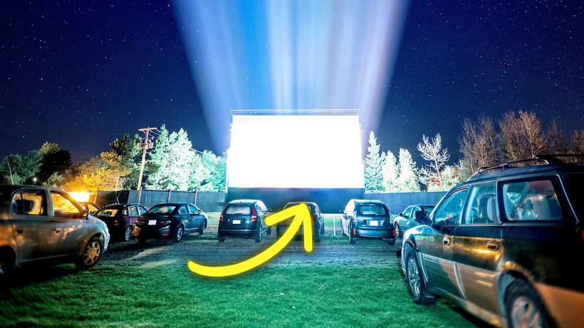 The Rise And Fall Of The Drive-In Theater