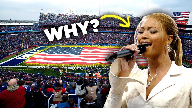 Why The U.S. Plays The National Anthem Before Sporting Events