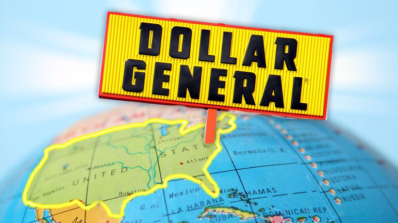 How Dollar Stores Conquered America