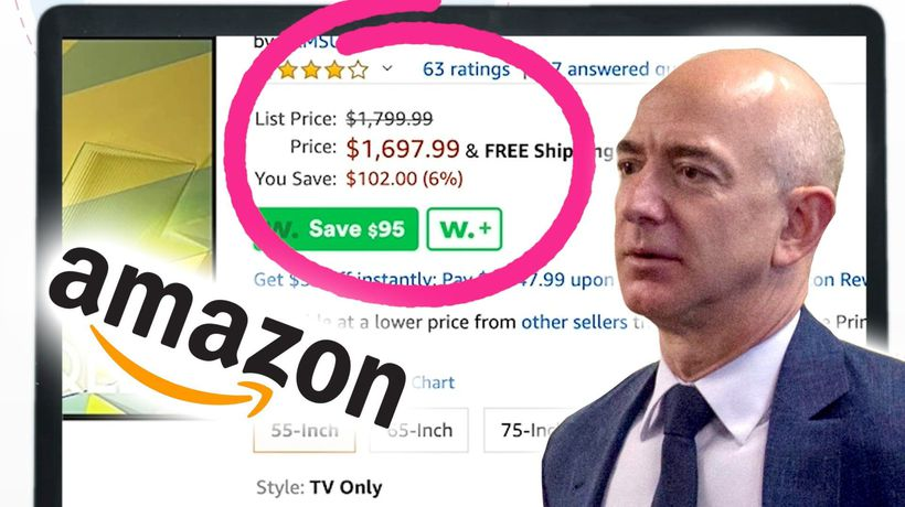 The Design Tricks Amazon Uses To Get You To Buy