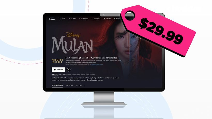 Will Mulan Kill Movie Theaters Once And For All?