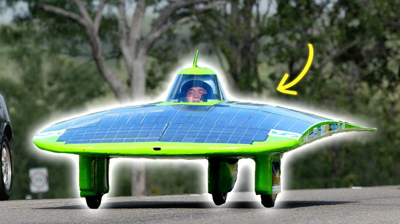 What Happened To Solar Cars?