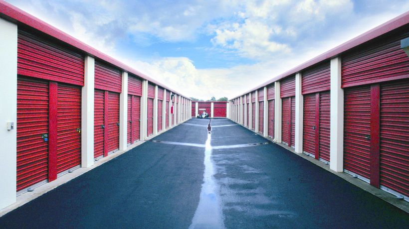 Why Self-Storage Is Suddenly Everywhere