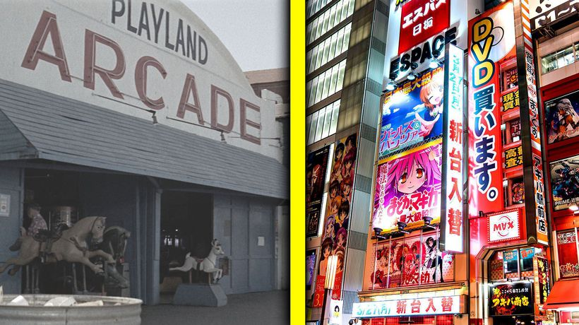 Why Arcades Are Still Thriving In Japan