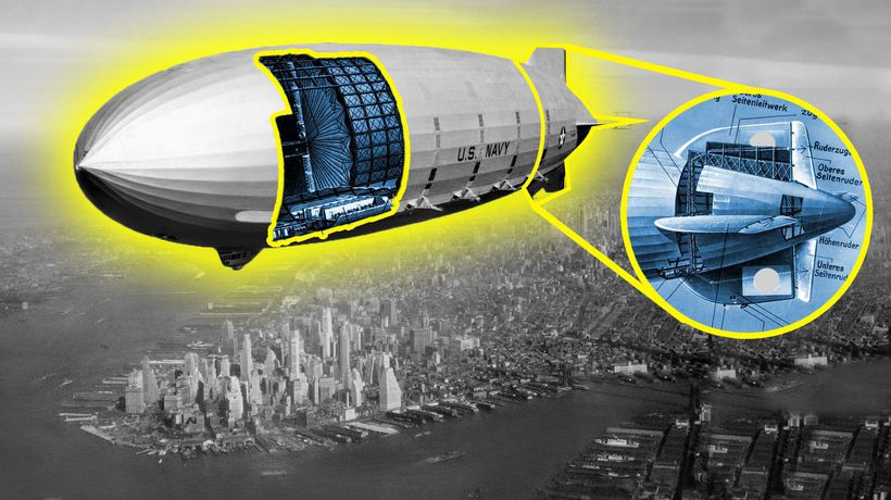 Why The Airship Was A Design Disaster