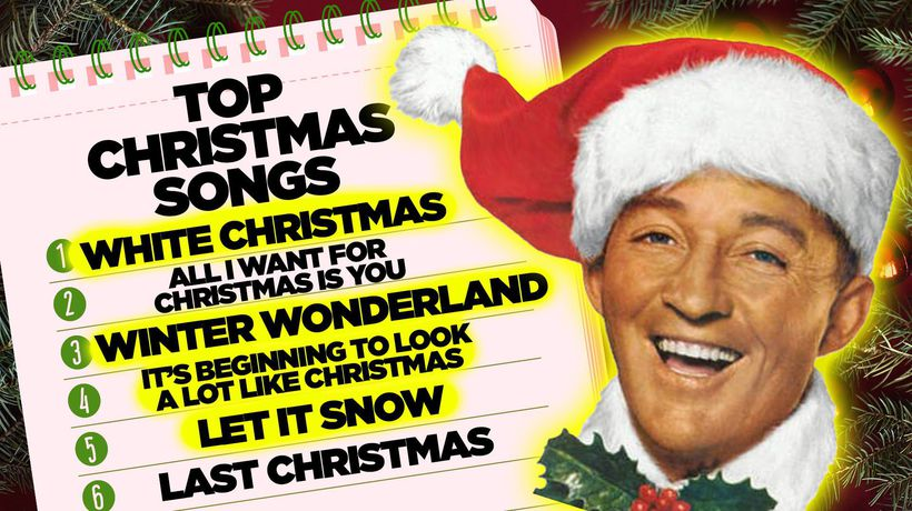 Why Almost All Christmas Music Is From the 1940s and 1950s