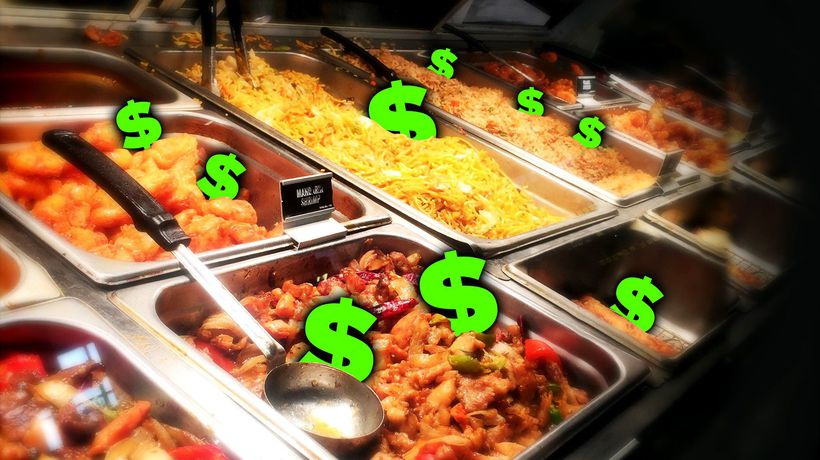 The Rise And Fall Of The Buffet Chain