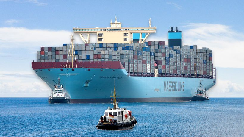 How Container Ships Are Causing A Frenzy At American Ports