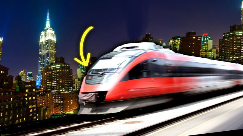 Is New York Finally Getting A Real High Speed Rail?