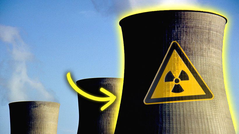 America's Nuclear Reactors Are Worryingly Old