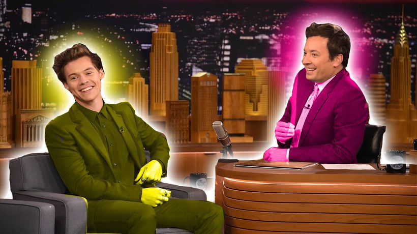 Why All Late-Night Talk Shows Look The Same
