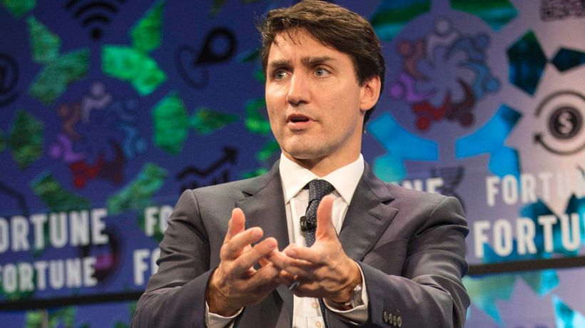 'Real concerns' over Saudi writer's disappearance: Trudeau